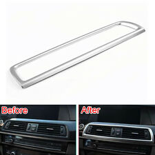 Central Console Air Condition Vent Outlet Cover Trim for 5 series F10 2011-2014