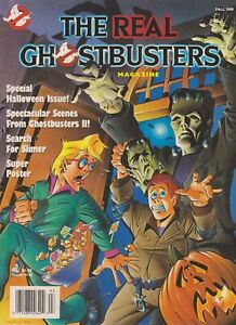 Real Ghostbusters Magazine #2 VF; Welsh | save on shipping - details inside