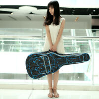 Waterproof Electric Guitar Gig Bag Soft Case Double Strap Backpack Padded Bag
