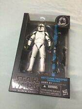 star wars black series 6? Clone Trooper Sergeant Nice Sealed box ?
