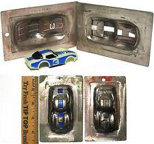 2 1984 TYCO Malaysia Factory Spray Overlay for HO Slot Car Body Detail Painting!