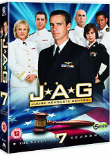 JAG (Judge Advocate General) Saison 7 NEUF