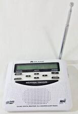 Midland WR-120EZ WEATHER RADIO ALERT with Emergency Battery Backup A5-8