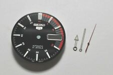 Seiko SNKK31 Speedracer dial and hands set for 7S26 movement