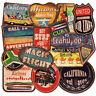 36 Random Skateboard bomb Vinyl Laptop Luggage Dope Decal Retro style Stickers