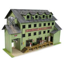 Menards ~ O Gauge Vetter Sash & Door Factory building