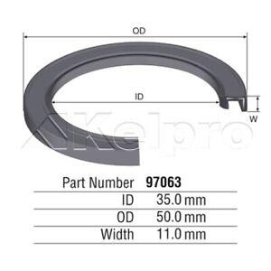 Kelpro Oil Seal 97063 fits Subaru Impreza 1.8 (GC), 1.8 (GF), WRX 2.0 (GC), W...