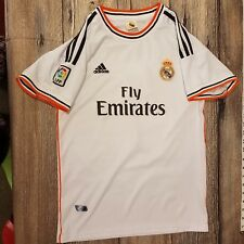 Adidas Real Madrid Cristiano Ronaldo Jersey Short Sleeve T Shirt 7 Youth Soccer