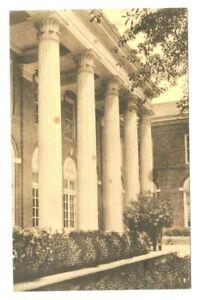 Rock Hill SC Winthrop College Johnson Hall  Circa 1920 Postcard