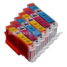 6 COLOR CLI-251XL Ink Tank for Canon Printer Pixma MX722 MX922 MG5420 CLI-251