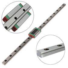 MGN12 12MM Miniature Linear Rail Slide + MGN12H Carriage For 3D Printer Accessor