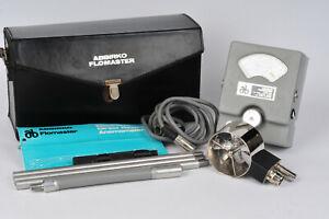 Abbirko Flomaster Electronic Direct Reading Anemometer