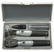 HEINE mini 3000 Diagnostic Set - Otoscope, Ophthalmoscope in hard case