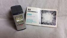Hanimex x130 Electronic Camera Flash Vintage Photography Film