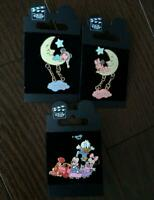 Disney Pin Badge Baby Mickey Minnie  fs