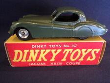 Dinky 1950's Rare Jaguar XK120 Coupe No: 157 N/MINT Ex Shop Stock