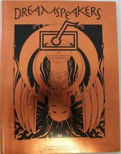 White Wolf Mage - The Ascension Tradition Book #7 - Dreamspeakers (1st Ed) VG+