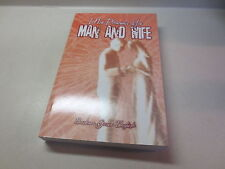I Now Pronounce You Man and Wife by Barbara Grace English domestic abuse story