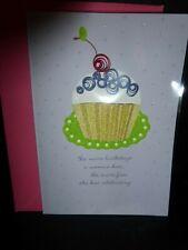 Hallmark Greeting Card-Happy Birthday (for Female) super cute!