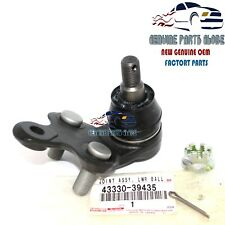NEW TOYOTA LEXUS AVALON CAMRY ES300 GENUINE FRONT LOWER BALL JOINT 43330-39435