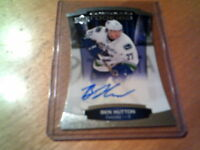 2015-16 Upper Deck Contours #122 Ben Hutton RC Auto /499