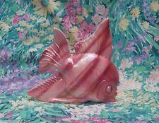 Vintage Lefton LUSTERWARE FISH WALL POCKET FREEMAN MCFARLIN ?