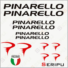 X12 PEGATINAS KIT  PINARELLO RECORTE STICKERS DECAL BIKE BICICLETTA BICI