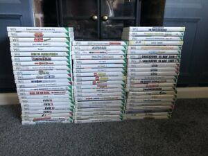 WII GAMES / Multi Game Listing - Create A Bundle For Discount