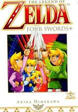 manga J-POP ZELDA FOUR SWORDS numero 2