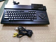 National MSX Console CF-1200 black Tested Work SALE