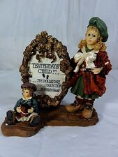 Boyds Bears Yesterday's Child - Anne W/ Madeline . The Masterpiece - Figurine
