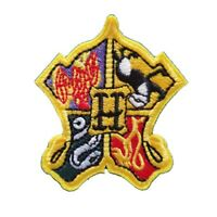 Harry Potter Inspired HOGWARTS school Crest Iron On Patch Sew on transfer