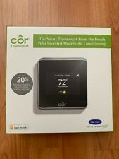 Carrier Cor 7-Day Programmable WiFi Smart Thermostat w Energy Reports TP-WEM01-A