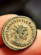 Dioclétien , superbe néo-aurelianus, Cyzique 284-305 ( CONCORDIA MILITVM / KB )