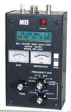 MFJ-259C HF VHF 530khz-230 MHz SWR ANTENNA ANALYZER FREE SHIP 3YR RW, WARRANTY!!