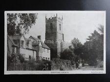 Cambridgeshire HUNTINGDON Hartford Church - Old Postcard