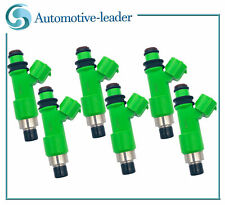 Set of 6 Fuel Injectors For Subaru Legacy Outback 2010-2014 Tribeca 2008-2014
