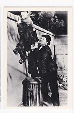 LAUREL et HARDY carte postale n° X234  éditée en 1989