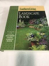 Southern Living Landscape Book ~ Used ~ Hardcover