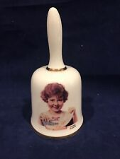 """The Butter Girl"" First Limited Edition Bell 1976 Vintage -Norman Rockwell Exc"