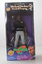 Michael Jordan Space Jam Baseball Leaguer Action Figure Nib Playmates Mj Nip