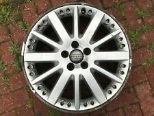 "GENUINE OEM BBS VOLVO MK1 XC90 EXECUTIVE 18"" NEREUS SPARE ALLOY WHEEL 8694443"