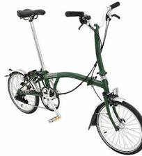 2020 Brompton Racing Green  M6l New Box Available In Our Store Shipping To World