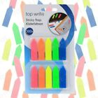 Arrows Sign Sticker Sticky Notes Colorful Home Pointers 300 Pieces Durable