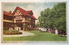 Postcard Possum Cereal Co. Battle Creek, Mich. Nov. 11, 1931