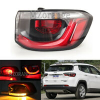 Right Outer Rear Lamp Tail Light For Jeep Compass 2017 18 2019 Brake Stop W/Blub