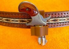Reversible North American Arms NAA Magnum frame Brown holster.