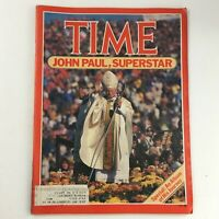 Time Magazine October 15 1979 Vol 114 #16 Pope John Paul An Album of His Journey