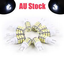 10x White T10/921/194 RV Trailer 42-SMD 12V Backup Reverse LED Lights Bulbs AU