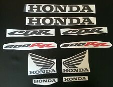 Honda CBR 600RR stickers/decals in various colours